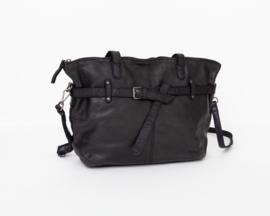 Bag2Bag Julias Limited Edition Schoudertas | Zwart