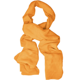 LOT83 Basic Sjaal Sun   Okergeel Colour 5