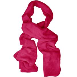 LOT83 Basic Sjaal Sun   Fuchsia Colour 16
