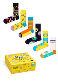 Happy Socks SpongeBob 6-Pack Giftbox