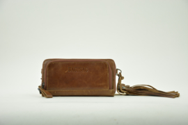 Bag2Bag Wallet - Clutch Tennessee Brown