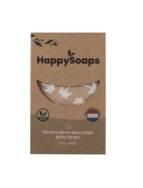 HappySoaps   Body Oil Bar – Coco Nuts