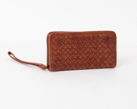 Bag2Bag Bari Cognac | Limited Edition Wallet | Clutch