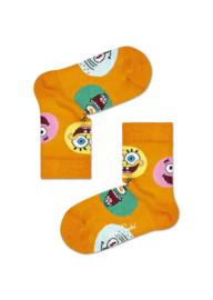 Happy Socks Sponge Bob Kids | Circle of Friends Sock