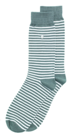 Alfredo Gonzales Stripes Grey/White