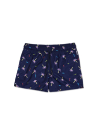 Happy Socks Kids Swim Short | Zwembroek Confetti Palm