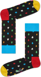 Happy Socks Christmas Tree Singles Sock