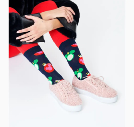 Happy Socks Walt Disney Christmas Baublelicious Sock