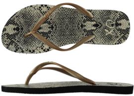 Flip flops Dames | Teenslippers Snake
