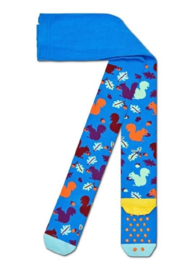 Happy Socks Kids Antislip Maillot, Squirrel Tights