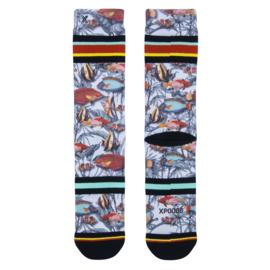 Xpooos Heren Socks Aquarium 60225