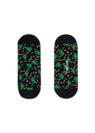 Happy Socks Liner Sketch Zwart/groen