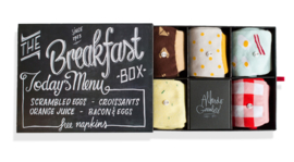Alfredo Gonzales The Breakfast 5-Pack Giftbox
