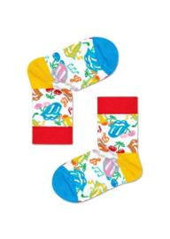 Happy Socks Kids Rolling Stones Cherry Licks