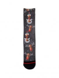 XPooos Socks, kerstsokken, Xmas Cork 60055