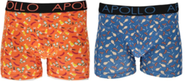 Apollo   Heren boxershorts   2-Pack Giftbox   Master Chef