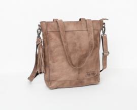 Bag2Bag Canora Grey/Brownish   Stoere grote Shopper   Schoudertas