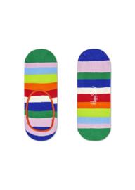 Happy Socks Liner | Sneakersock | Stripes