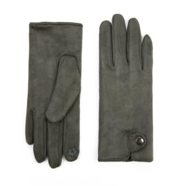Dames handschoenen Army Green voor Touch Screen