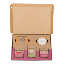 HappySoaps Verzorgings Giftbox - Fruity Passion Large