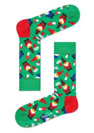 Happy Socks Christmas Garden Gnome