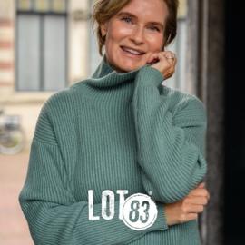 LOT83   Knitted Gebreide trui   Vera Mint