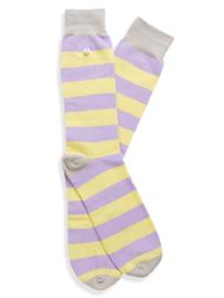 Alfredo Gonzales Stripes Yellow/Purple