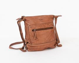 Bag2Bag Marchje Limited | Stoer Schoudertasje | Crossbody | Brown