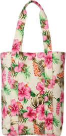 Mi-Pac Original Tote tropical Hibiscus