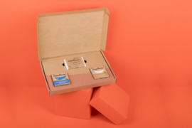 HappySoaps Verzorgings Giftbox - Tropical Sensation Medium