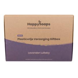 HappySoaps Verzorgings Giftbox - Lavender Lullaby Medium