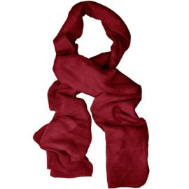 LOT83 Basic Sjaal Sun   Bordeaux Rood Colour 14