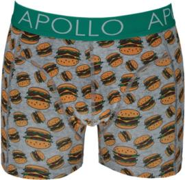 Apollo   Heren boxershorts   2-Pack Giftbox   Hamburger