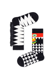 Happy Socks Kids Mane in Black Sock