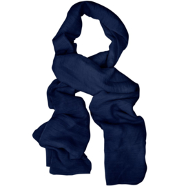 LOT83 Basic Sjaal Sun | Donker Blauw Colour 23