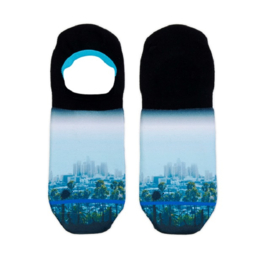 XPooos Footie Socks La Cityview invisible 62014