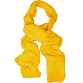 LOT83 Basic Sjaal Sun   Geel Colour 9