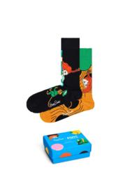 Happy Socks Pippi Langkous 2-Pack Giftbox