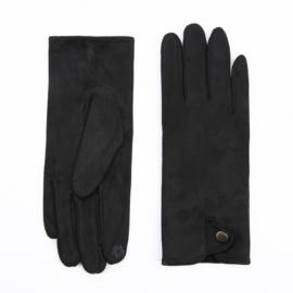 Dames handschoenen Zwart voor Touch Screen