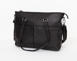 Bag2Bag Kelsey Laptoptas / Werktas | Zwart