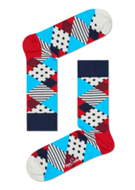 Happy Socks Disco Multi Anniversary Sock
