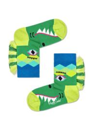 Happy Socks Kids Crazy Crocodile Sock