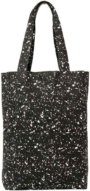 Mi-Pac Original Tote Schoudertas Splattered Black