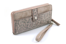 Mud/Pink dames portemonnee Angostura