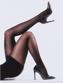 Sarlini 40 Denier Panty | 2-Pack | Zwart