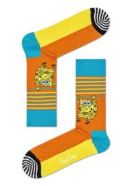 Happy Socks SpongeBob Let's Work it Socks