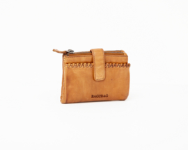 Bag2Bag | Limited Edition Kleine Wallet | Lioni Cognac