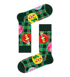 Happy Socks vs Gaten Matarazzo | Animal Holiday Spirit Sock
