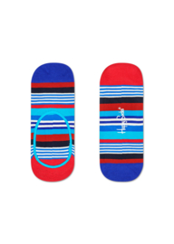 Happy Socks Liner Sock Multi Stripe