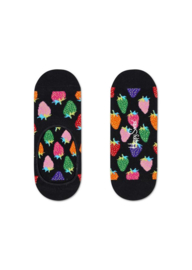 Happy Socks Liner | Sneakersock | Strawberry